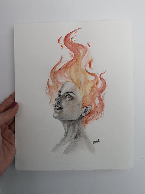 The Fire - ORIGINAL