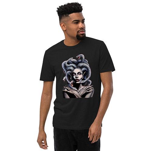 Unisex recycled t-shirt - Medusa