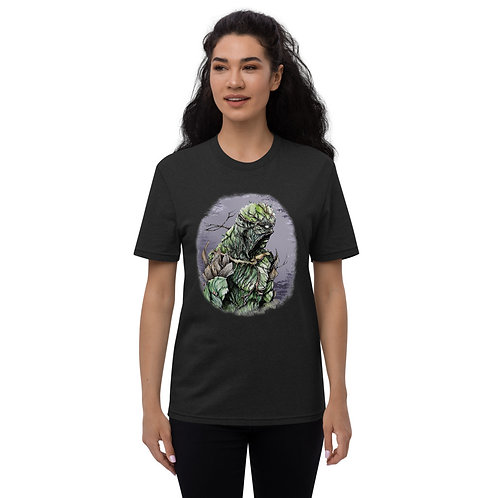 Unisex recycled t-shirt - Thing in the Swamp