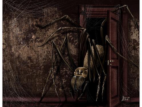 Arachnophobia - Print