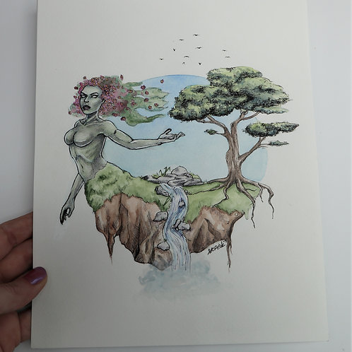 Mother Nature - ORIGINAL