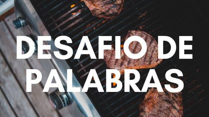 DESAFÍO DE PALABRAS #14  Lo que no se dice...