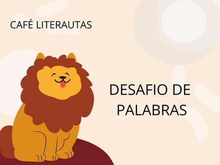 DESAFÍO DE PALABRAS #2  - Dame una B...