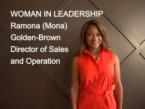 White Wing is proud to announce Ramona (Mona) Golden-Brown as  Director of Sales and Operation