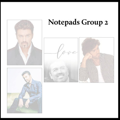 GM Note Pads Group 2