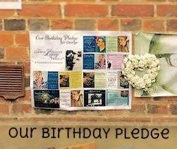 Birthday Pledge