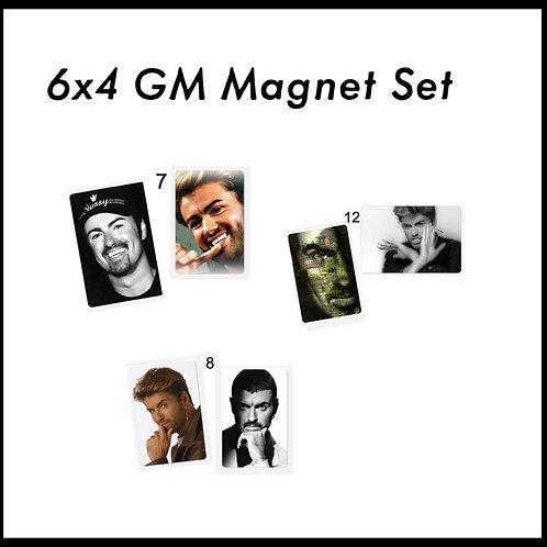 GM 6x4 Magnet Set