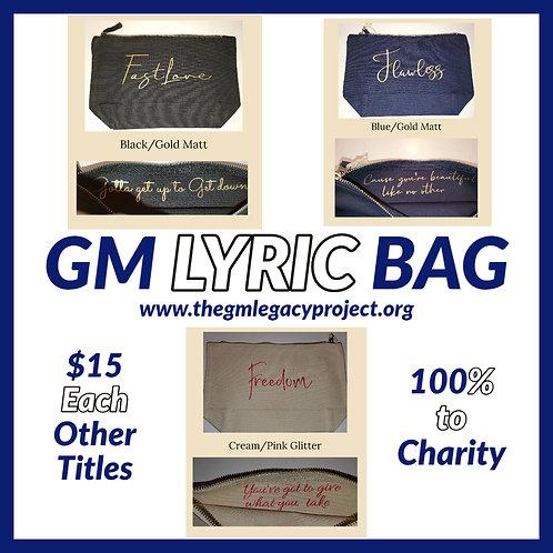 GM Lyric Bag