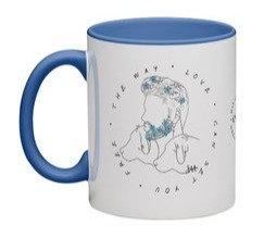 "GM ""Animal Lover"" Artist Mug"