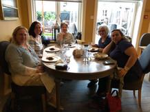GMLP dinner at The Miller/Goring