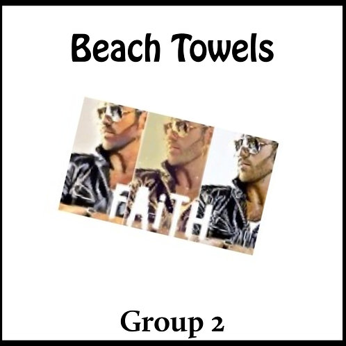 GM Beach Towels - Group 2