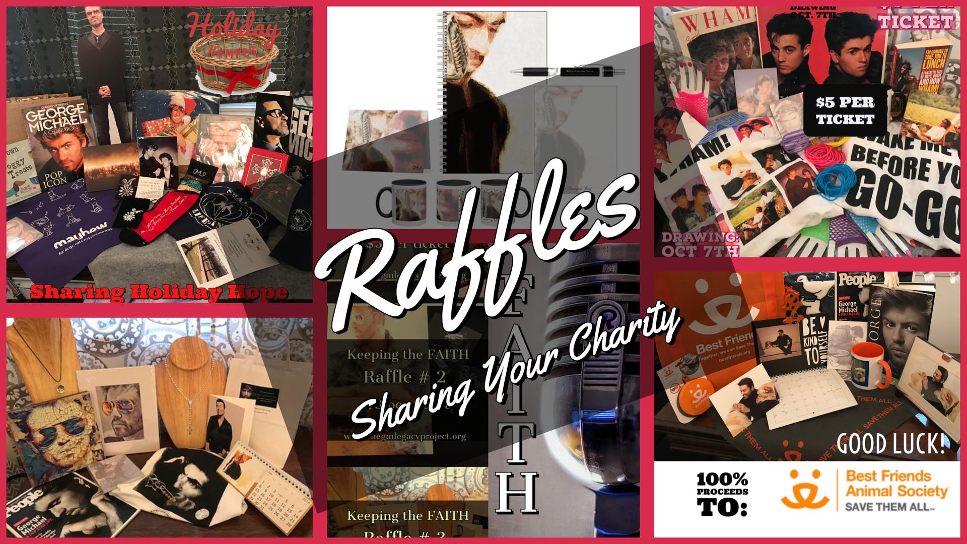 GMLP Raffle for Charity