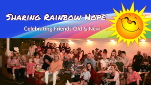 Sharing Rainbow Hope