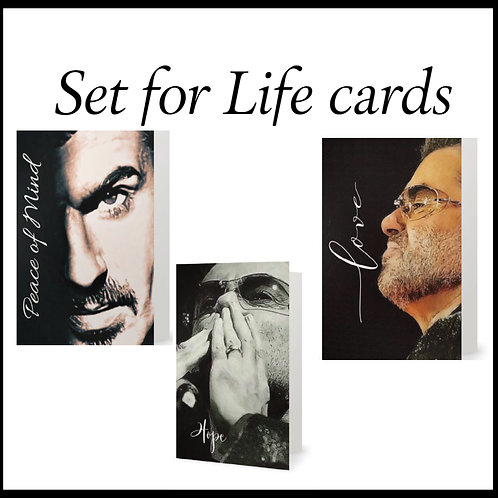 GM Set for Life Cards