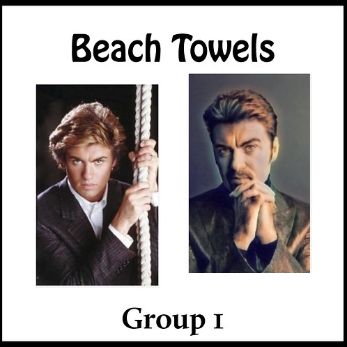 GM Beach Towels - Group 1