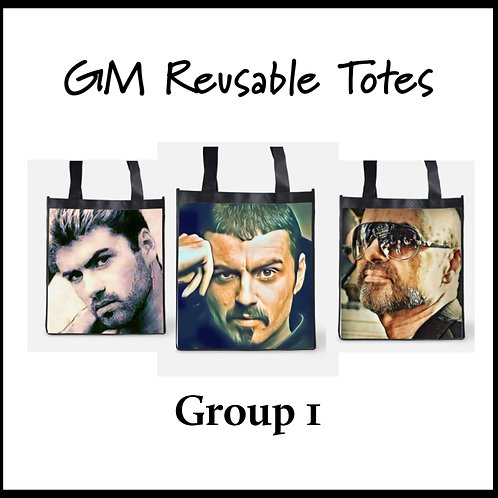 GM  Reusable Totes - Group 1