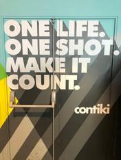 Contiki Basement - London