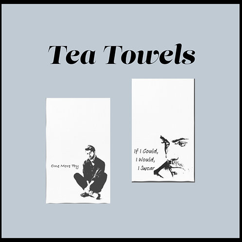 GM Tea Towels