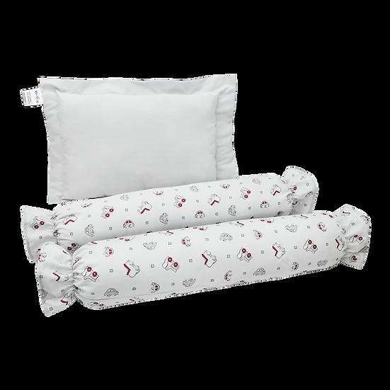 Traffic Pillow Set (3 pcs)