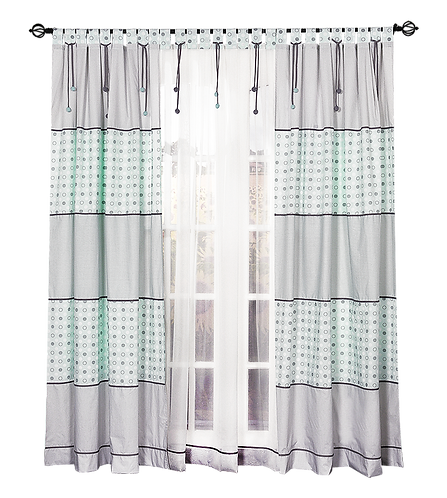 Circus Voile -  Curtain Collection