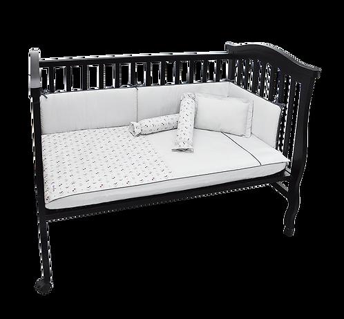 Crib Set (7 piece) - Traffic Collection