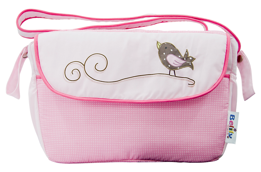 Utility Bag (FLAP) -  Butterfly Collection