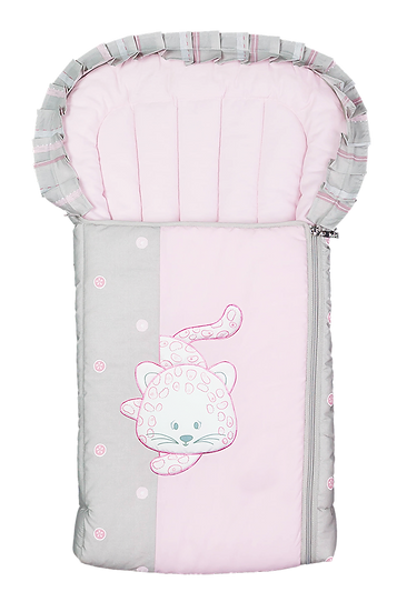 Nest Bag Bed - Leopard Collection
