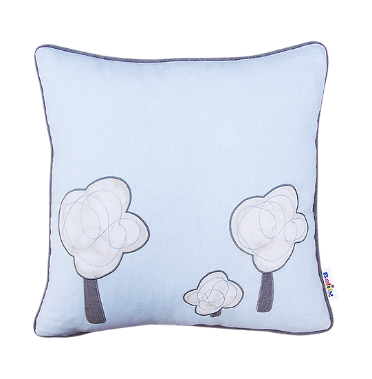 Little Tree Pillow - Train Collection