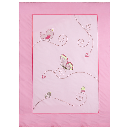 Butterfly Play Blanket