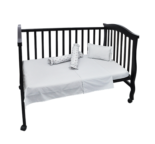 Crib Set (5 piece) - Traffic Collection