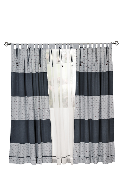 Curtain Voile - Traffic Collection