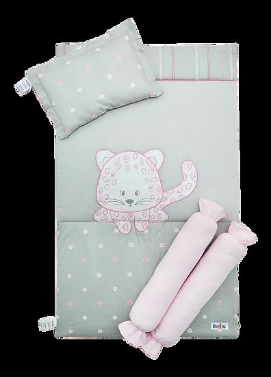 Leopard Bed Set (4 pcs)