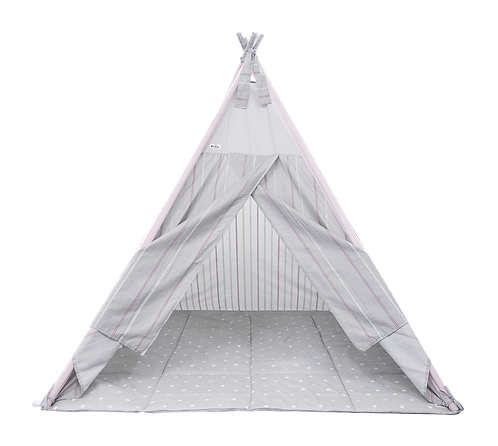 Teepee Tent (large) - Leopard Collection