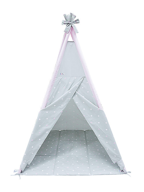 Teepee Tent (small) - Leopard Collection