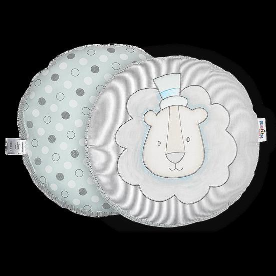Lion Head Pillow - Circus Collection