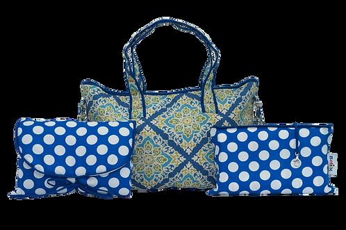 Diaper Bag - Marina Flora