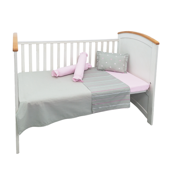 Leopard Bed Set (5 pcs)