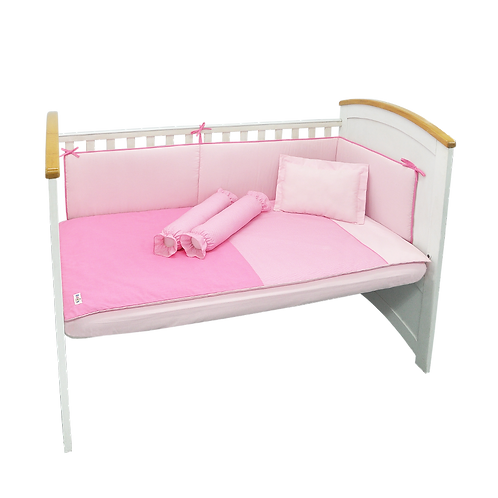 Crib Set (6 piece) - Butterfly Collection