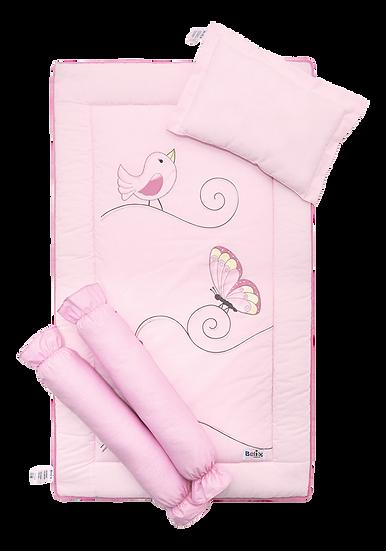 Butterfly Bed Set (4 pcs)