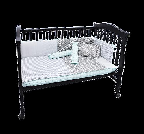Crib Set (7 piece) - Circus Collection