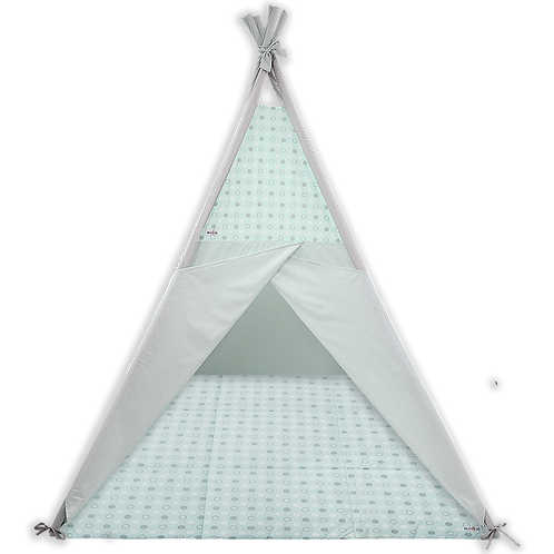 Teepee Tent (large) - Circus Collection