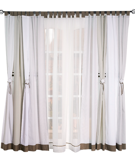 Teds Voile - Curtain Collection