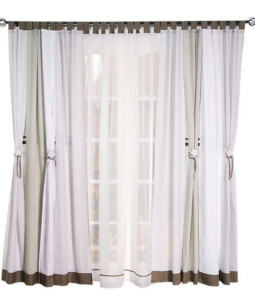 Curtain Voile - Teds Collection