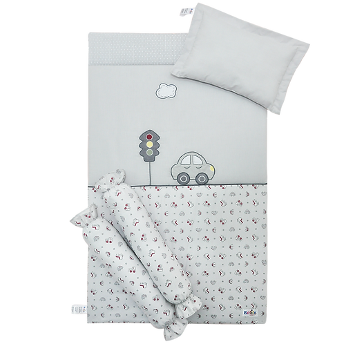 Bed Set (4 piece) - Traffic Collection
