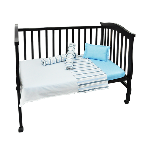Bed Set (5 piece) - Train Collection