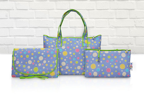 Diaper Bag - Spots & DOts