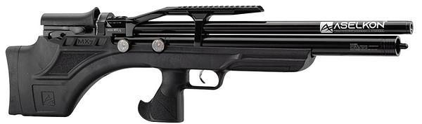 Screenshot 2021-07-02 at 18-21-13 Carabine à air PCP Aselkon MX7-S Régulateur Jet Black Ca
