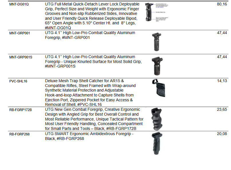 , foregrip