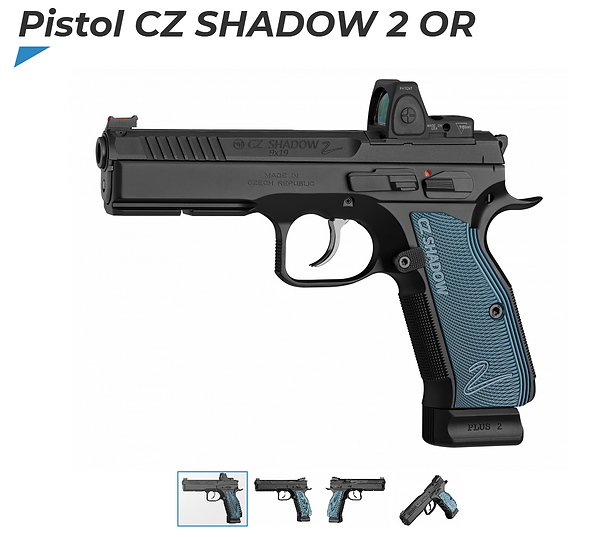 CZ SHADOW 2 OR