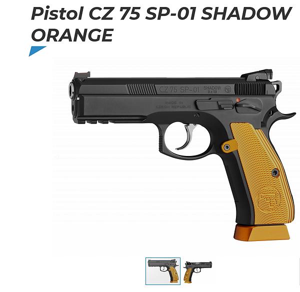 CZ 75 SP-01 SHADOW